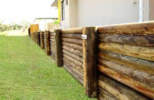 australian retaining walls timber retaining walls