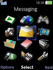 Sony Ericsson W660 K660 Bahan k660 themes free flip theme for sony ericsson k660