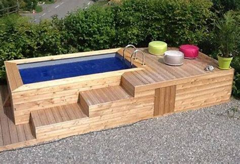 pallet tub and pool deck ideas pallet ideas