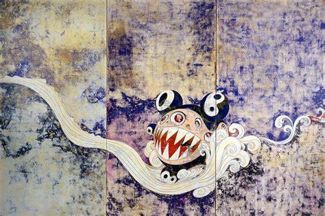 Dangun 1 7 Teshirogi Takashi 1 takashi murakami widewalls