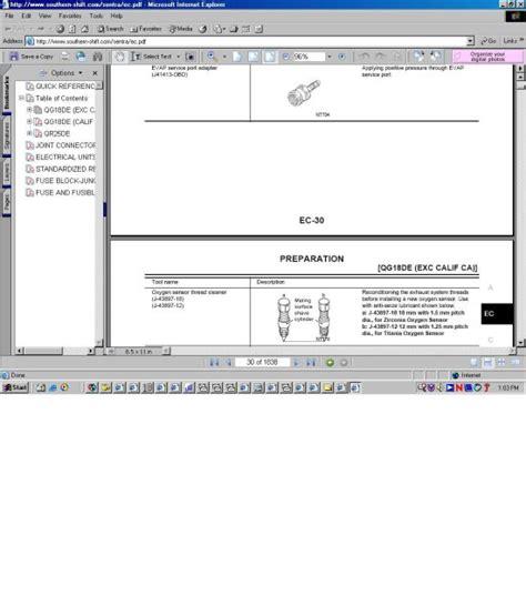 wiring diagram for qg15de or wingroad for ecu trinituner