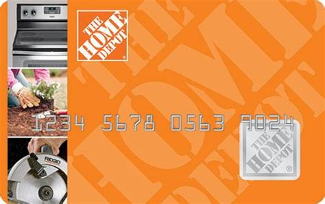 consumer credit card faqs the home depot canada