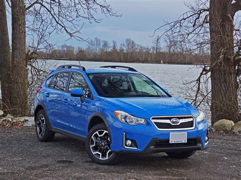 subaru crosstrek 2016 off road 2016 subaru crosstrek sport road test review carcostcanada