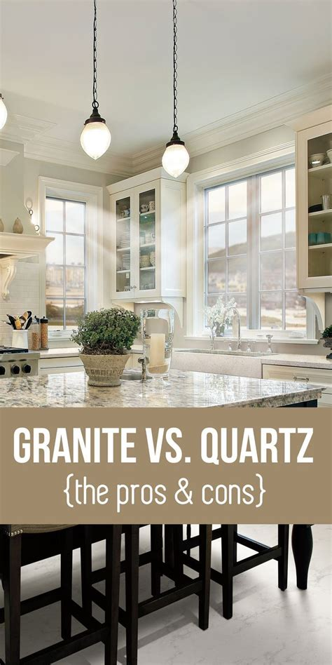quartz kitchen sinks pros and cons granite vs quartz countertops learn the pros and cons
