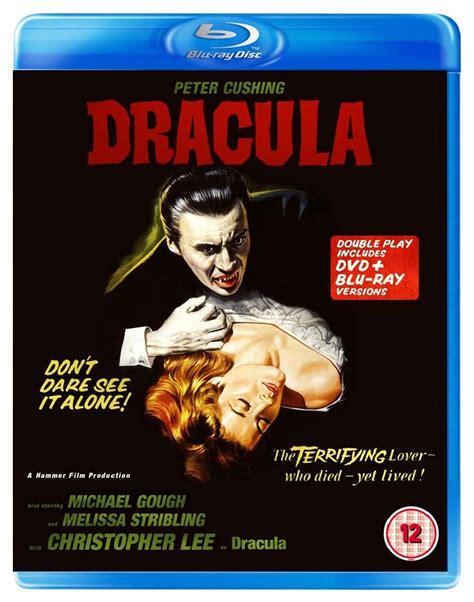 film blu ray ile zajmuje dracula aka horror of dracula uk 1958 horrorpedia