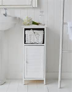 Narrow White Bathroom Cabinet Freeport Narrow White Bathroom Cabinet 30cm Wide For