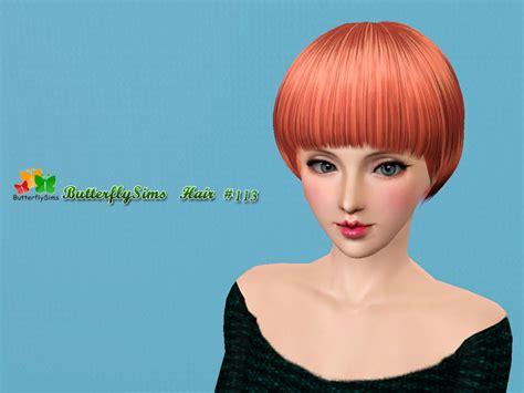 sims 3 short female hair newhairstylesformen2014 com alesso cliche hair newhairstylesformen2014 com