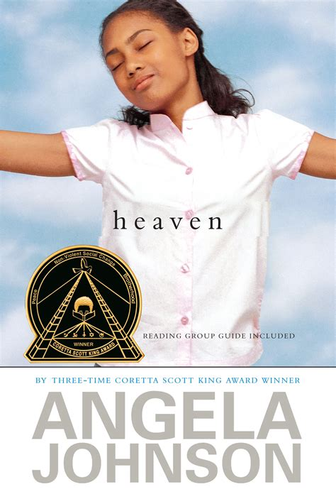 heaven book heaven book by angela johnson official publisher page simon schuster