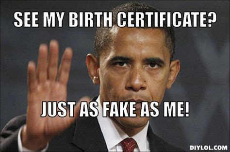 Obama Birthday Memes - laugh with obama