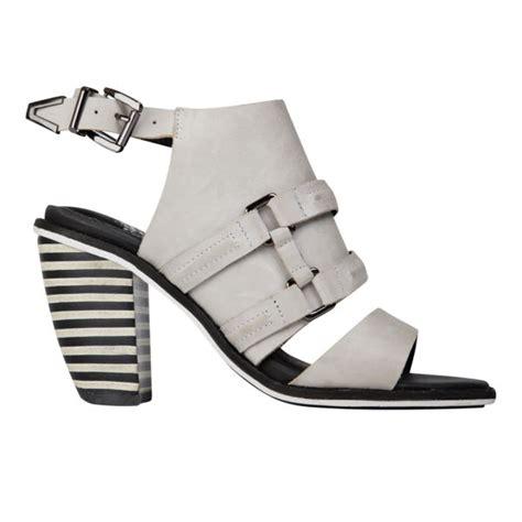 Flatshoes Opentoe Sol Kickers Abu sol sana s block leather heels dove free uk delivery allsole