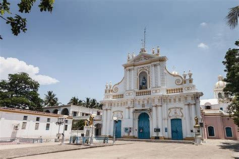 Dutch Colonials immaculate conception cathedral puducherry india