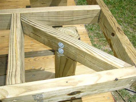 cedar deck bench 51 best images about cedar deck designs on pinterest see