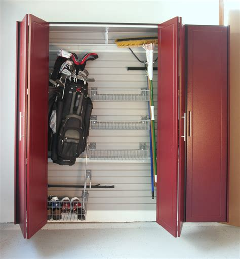 Garage Storage Ideas For Golf Clubs Garage Cabinets Made In Us Manufacturing Is Not Dead In
