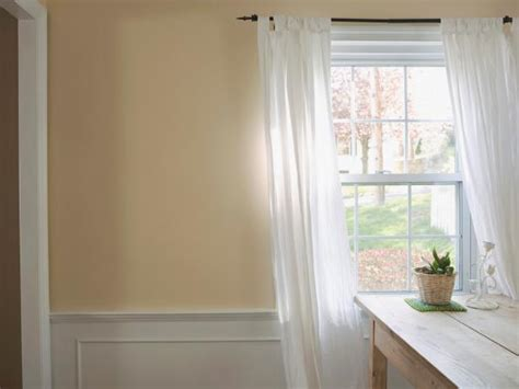 Installing Wainscoting Trim How To Install Wainscoting Hgtv