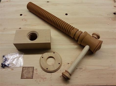 wooden bench screw face vise the least popular