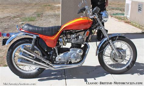 1973 triumph trident