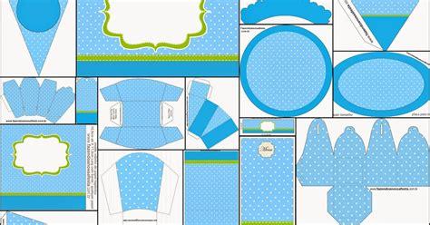 printable w 9 michigan verde lim 243 n y azul kit para fiestas para imprimir gratis