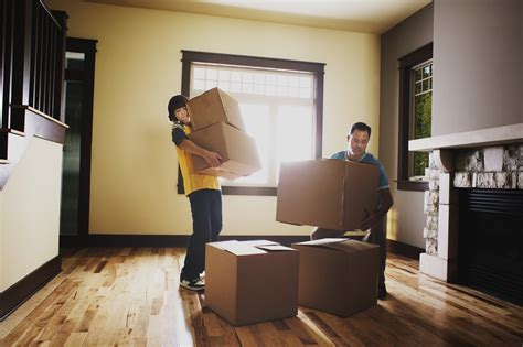 Moving On And Moving In by Organising A Diy House Move