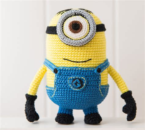 pattern crochet minion 20 amigurumi crochet patterns you ll love