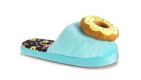 food slippers 10 sweet gifts especially for donut giftcards