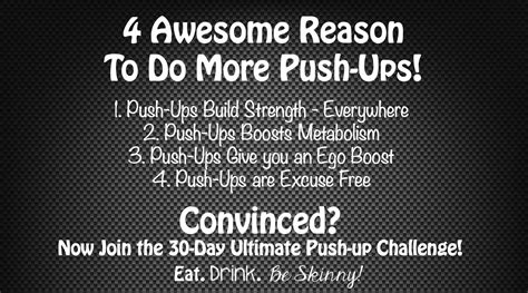 benefits of doing push ups the benefits of push ups why should you do them eat