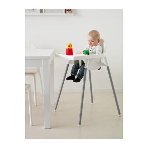 Ikea Antilop ikea antilop highchair with tray easy to disassemble and carry along