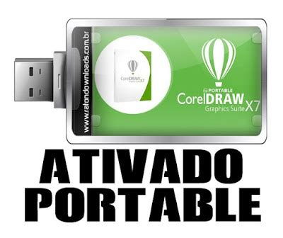 corel draw x7 gratis em portugues corel draw x7 portugu 234 s brasil portable serial gratis