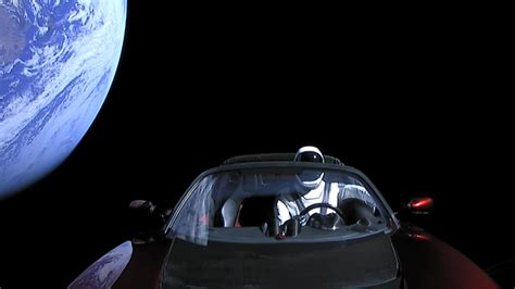 elon musk space so elon musk wants to launch teslas into space let him