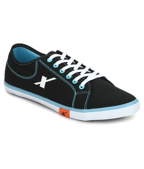 sparx shoes sparx sm 283 sneakers black casual shoes buy sparx sm