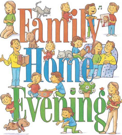 Family Home Evening Clipart by Fhe Clipart Png And Cliparts For Free Hddfhm