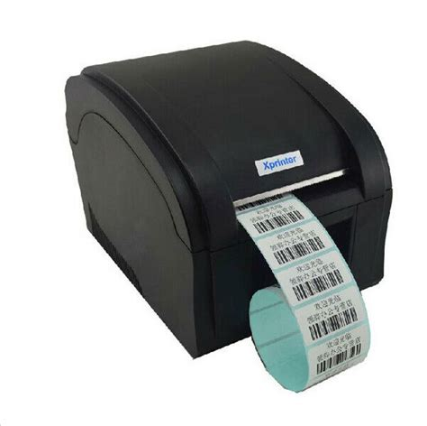 Printer Barcode high speed 3 5inch sec usb port sticker printer barcode