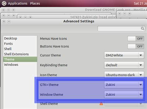 themes for gnome fallback 11 10 where can i find gnome classic themes ask ubuntu