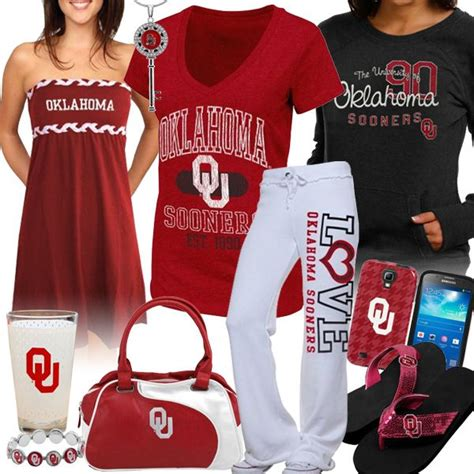oklahoma sooners fan gear s oklahoma sooners fan gear style collages