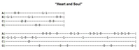 tattooed heart uke tabs heart and souls ukulele and heart on pinterest
