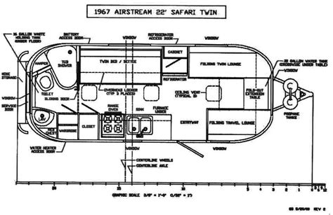 vintage airstream floor plans 98 best images about vintage travel trailers airstream