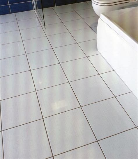 white tile floor white tile floor