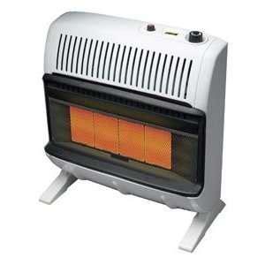 Mr Heater 40000 Btu Gas Garage Heater Mh40ng by Mr Heater Heater Radiant Gas Garage Shop 40000 Btu Hr