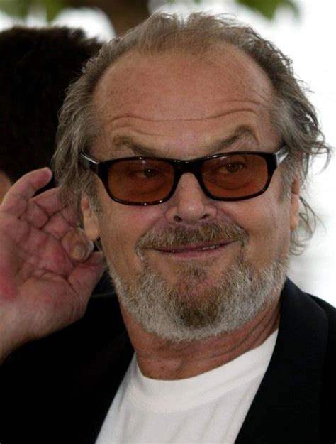 jack nicholson hairstyle hair styles 17 best images about bald on pinterest the rock men s