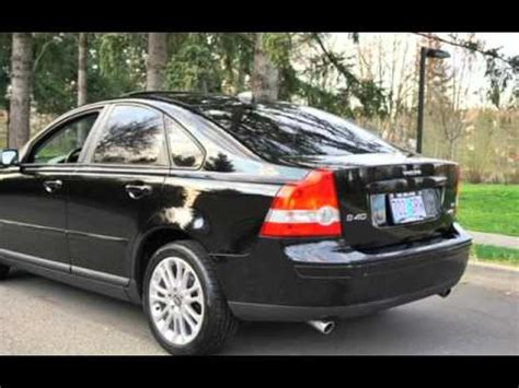 free car manuals to download 2005 volvo s40 head up display 2005 volvo s40 t5 awd 6 speed manual leather turbo for sale in milwaukie or youtube