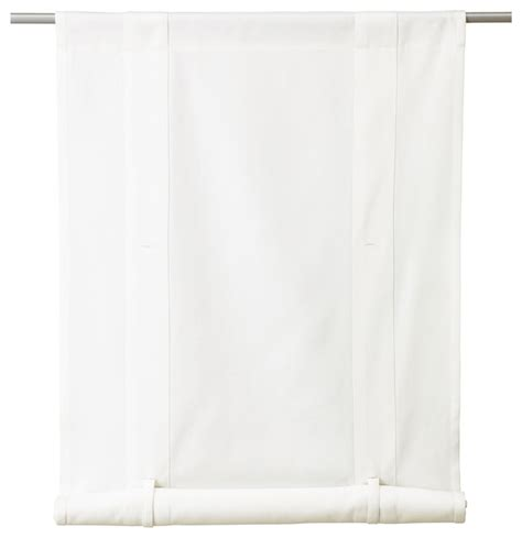 roll up window coverings emmie roll up blind white contemporary window