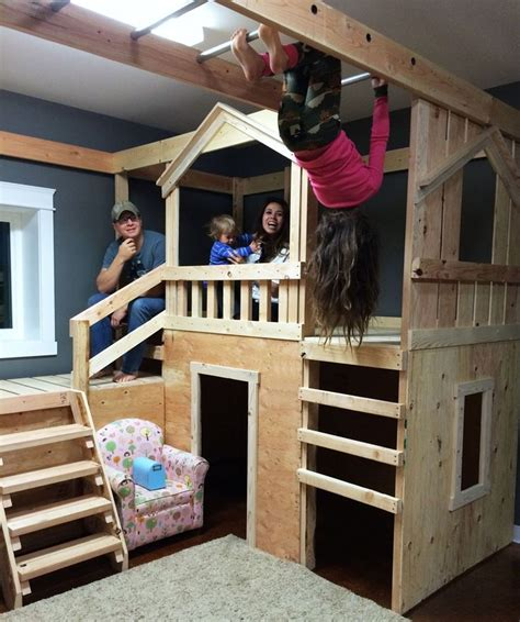 amazing bunk beds best 20 indoor tree house ideas on tree house