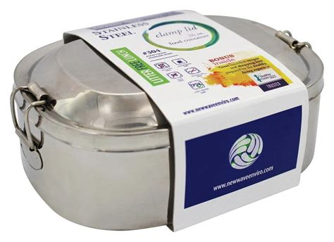 Lucky Baby Box It Food Container Storage buy new wave enviro products seriously safe stainless