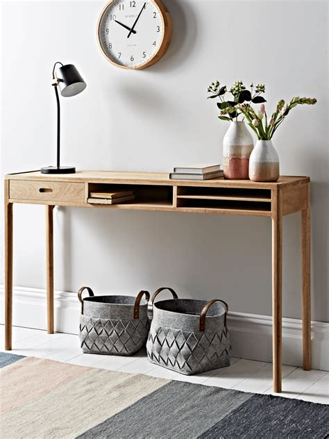 oak sofa table with storage oak sofa table with storage leick furniture slatestone