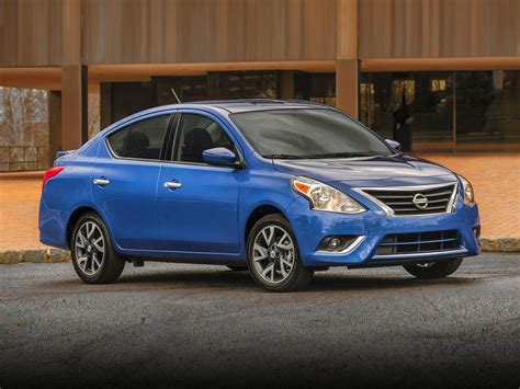 new 2017 nissan versa price photos reviews safety