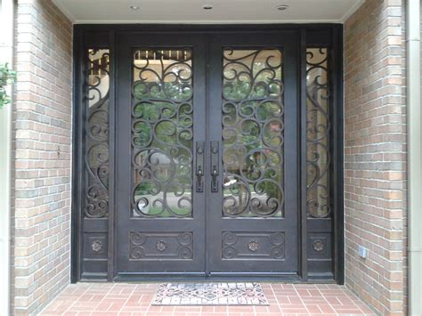 New Doors by 5 Steps To A New Iron Entryway Wilson Lumber Company