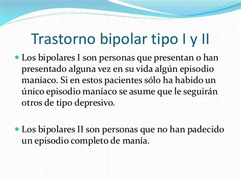 ciclotimia test bipolaridad y trastornos de personalidad