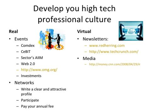 High Tech Mba by Hec Mba High Tech Careers By Andre Dan
