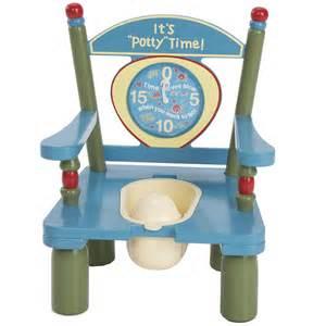 it s potty time large wooden potty chair potty