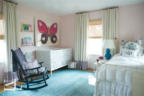 nursery guest room combo ideas guest room in nursery transitional s room