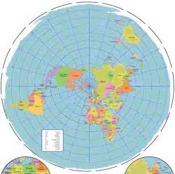 World Flat Map by Flat Globe Map Labeled Galleryhip Com The Hippest